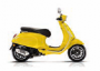 Sprint 125i.e. 3V ABS-žlutá