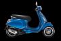 Vespa Primavera Sport 125 ABS E5-modrá