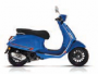 Vespa Sprint Sport 125 i.e. ABS-modrá