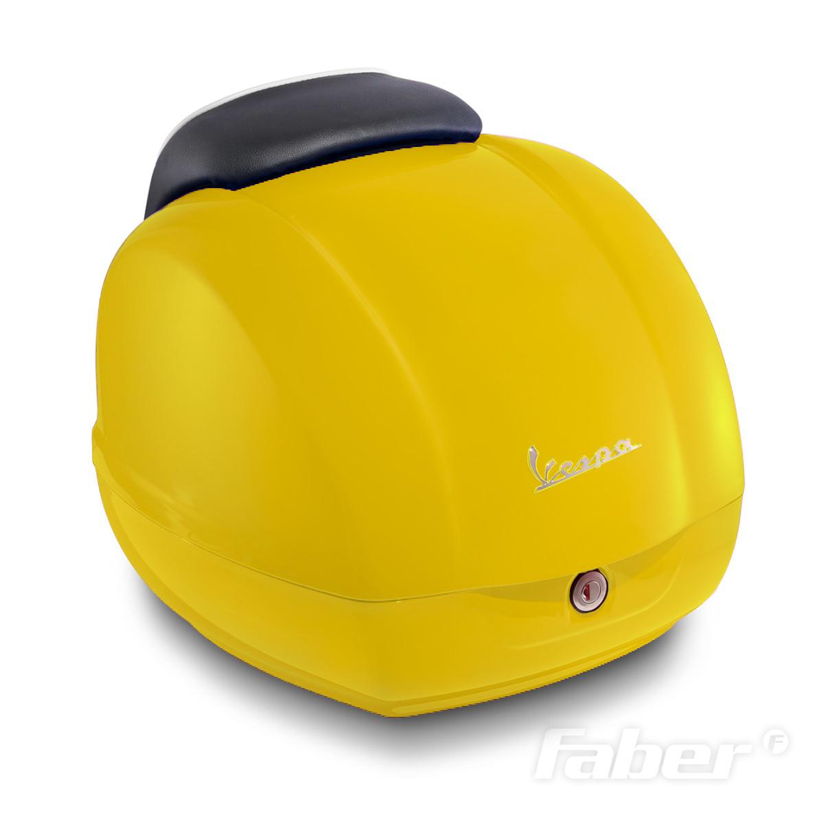 Kufr GTS žlutý