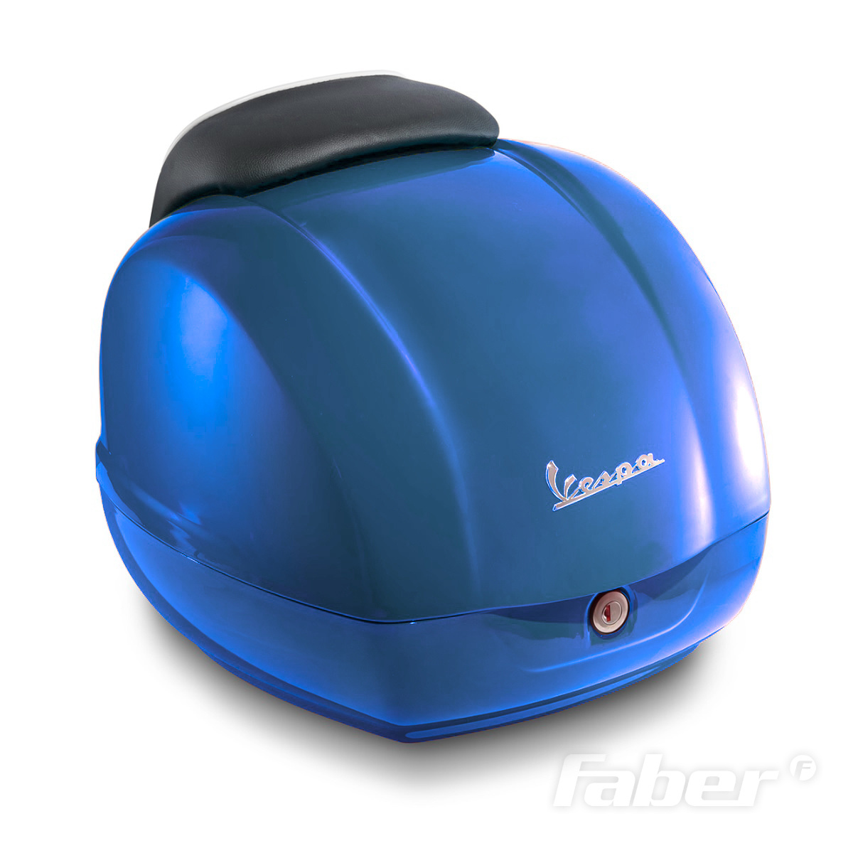 Kufr GTS modrý matný