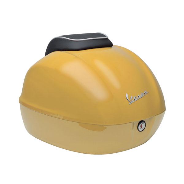 Kufr žlutý pro Vespa Sprint
