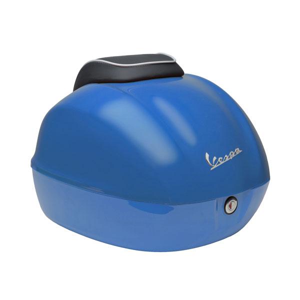 Kufr modrý pro Vespa Sprint