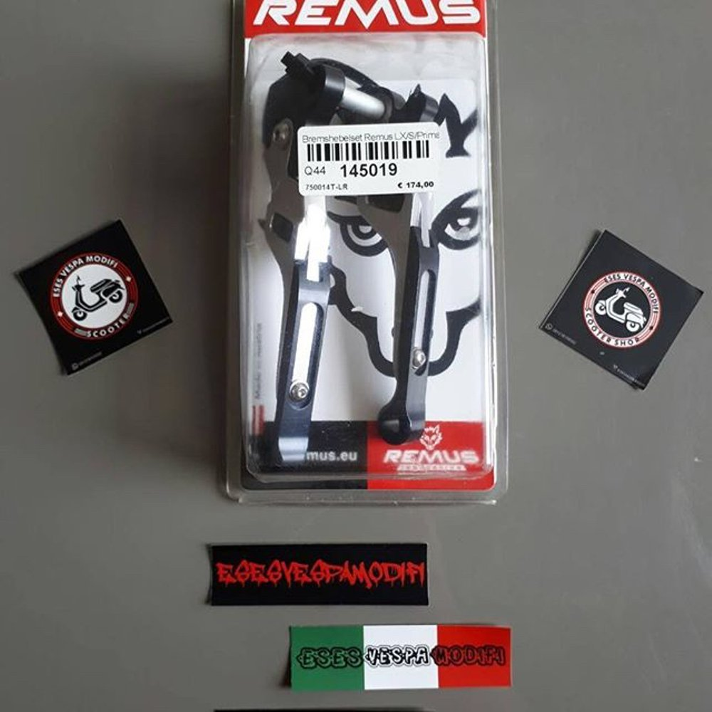 Páčky Remus - LX