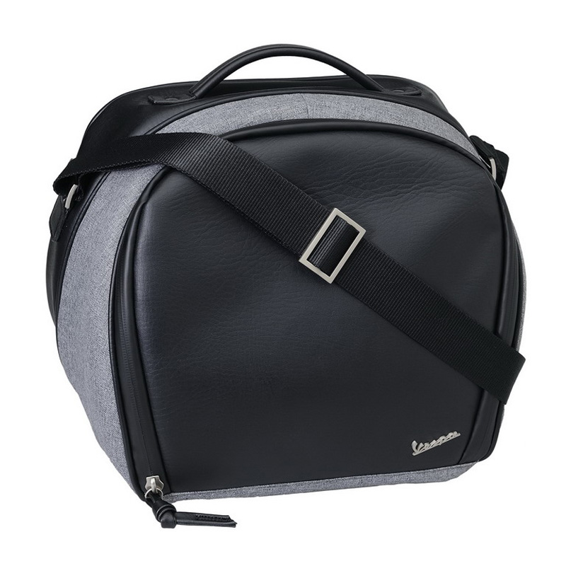 Taška do kufru černá s popruhem pro Vespa Primavera/Sprint/GTS