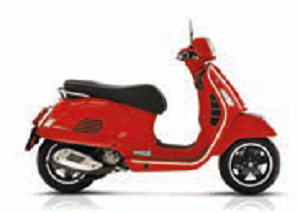 Vespa GTS 125i.e. Super ABS MY19